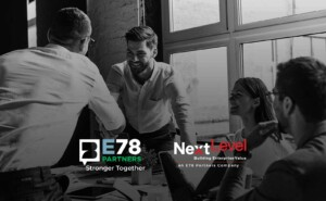 Stronger Together: NextLevel Joins Forces With E78 Partners